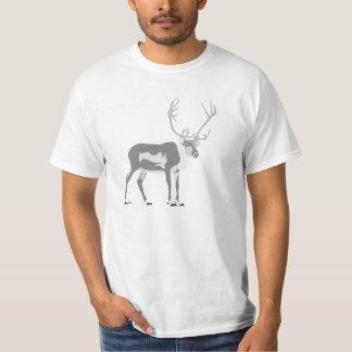 Renne de Pooping en Laponie T-shirt