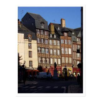 Rennes, France Carte Postale
