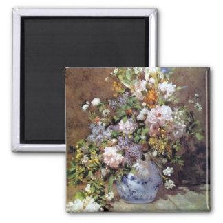 Renoir - bouquet de ressort aimants