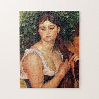 Renoir le puzzle de tresse
