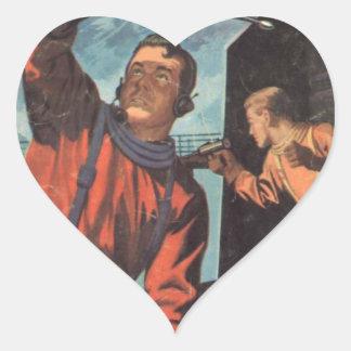Réparation du Rocket Sticker Cœur