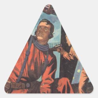 Réparation du Rocket Sticker Triangulaire