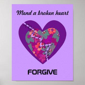 Réparez un coeur brisé