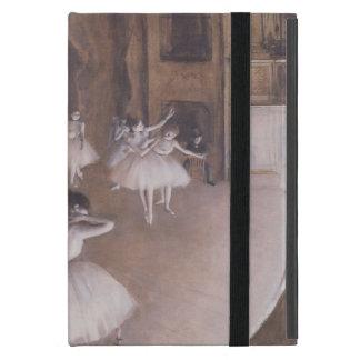 Répétition de ballet d'Edgar Degas | sur l'étape, Coque iPad Mini