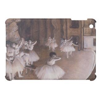 Répétition de ballet d'Edgar Degas | sur l'étape, Coque Pour iPad Mini