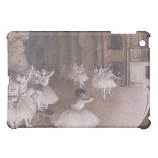 Répétition de ballet d'Edgar Degas | sur l'étape, Étuis iPad Mini
