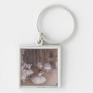 Répétition de ballet d'Edgar Degas | sur l'étape, Porte-clés