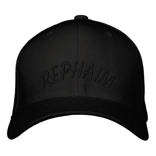 Rephaim Chapeau Brodé
