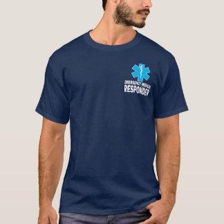 Répondeur médical de secours t-shirt