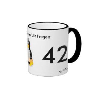 Réponses valables mug ringer