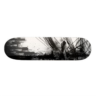 "REPOSEZ-VOUS ""Unwired 2"" Skateboard Customisable"