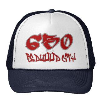 Représentant Redwood City (650) Casquettes De Camionneur