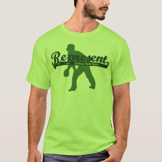 Représentez le T-shirt