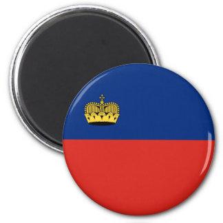 Repu de symbole de nation de drapeau de pays de la aimant