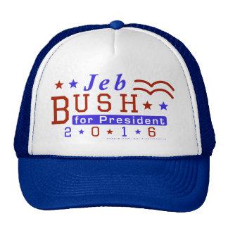 Républicain 2016 de président élection de Jeb Bush Casquette Trucker