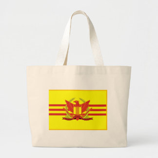République de drapeau de forces militaires du grand sac