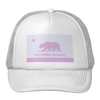 République de la Californie Casquettes De Camionneur