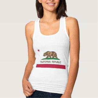 République de la Californie Débardeur
