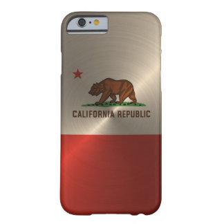 République de la Californie d'or Coque iPhone 6 Barely There