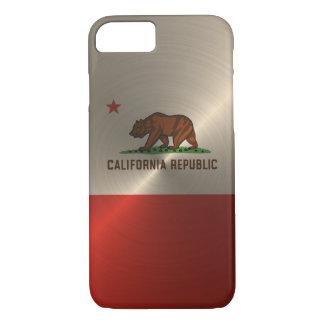 République de la Californie d'or Coque iPhone 8/7