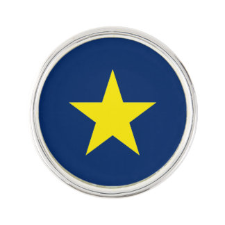 République du Texas Pin's