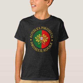 République portugaise t-shirt
