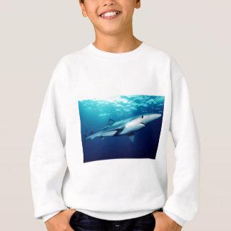 Requin bleu sweatshirt