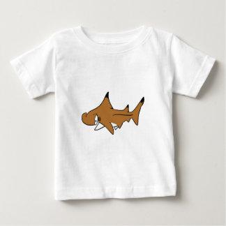 Requin de poisson-marteau t-shirt pour bébé