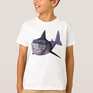 Requin drôle #1 t-shirts