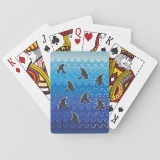 Requins de carte (~fin~) jeu de cartes