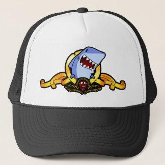 Requins pour le casquette de camionneur du saké