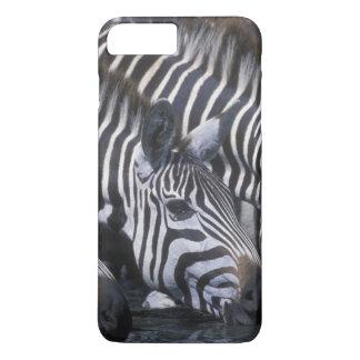 Réservation de jeu de l'Afrique, Kenya, Mara de Coque iPhone 8 Plus/7 Plus