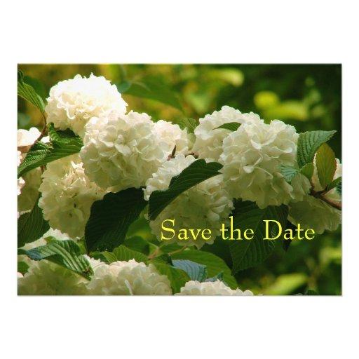 Réservez la date invitations personnalisées