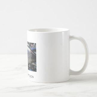 Réservoir de carburant - Sturgis. Mug Blanc