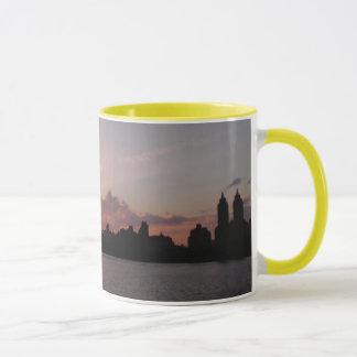 Réservoir de Central Park, NYC Mug