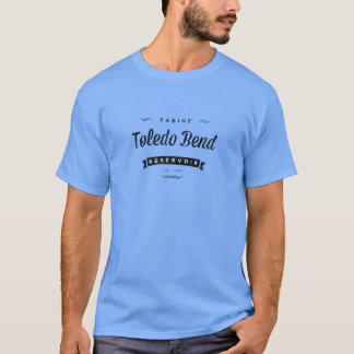 Réservoir de courbure de Toledo T-shirt