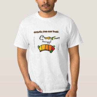 """""""Réservoir de gaz de cobaye : COMPLÈTEMENT"""" pièce T-shirt"""