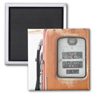 Réservoir de gaz magnets pour réfrigérateur