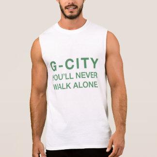 Réservoir de la G-Ville YNWA T-shirts Sans Manches