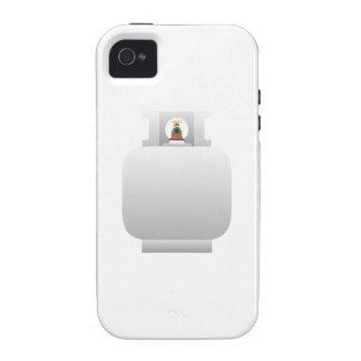 Réservoir de propane coque iPhone 4 de Case-Mate