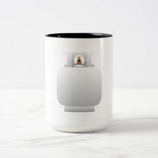 Réservoir de propane tasses