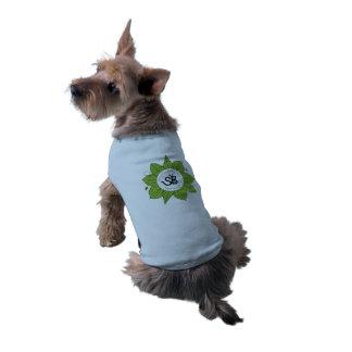 Réservoir de ronflement d'animal familier de t-shirt pour chien