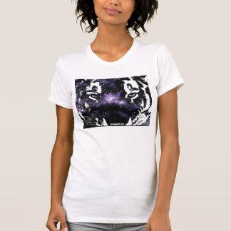 Réservoir de tigre de galaxie t-shirts