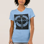 Réservoir-dessus de dames t-shirt