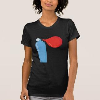 Réservoir d'hélium t-shirt
