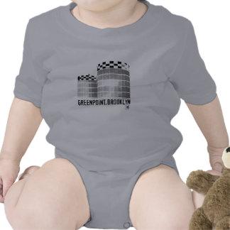 Réservoirs à gaz de Greenpoint infantiles Body Pour Bébé