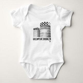 Réservoirs à gaz de Greenpoint infantiles T-shirts
