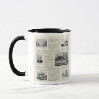 Résidences de Petaluma, la Californie Mug