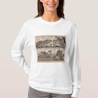 Résidences et brasseries à Rochester, Minnesota T-shirt