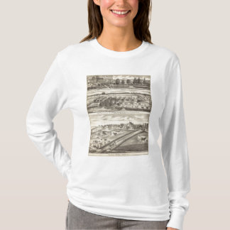 Résidences et résidences de ferme à Putnam Co T-shirt